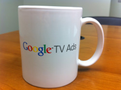 Google TV Ads und Adwords