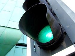 Grünes Licht: Der Link ist für das Linkprofil gut.