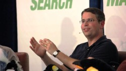 Matt Cutts auf der SMX Advanced 2012.