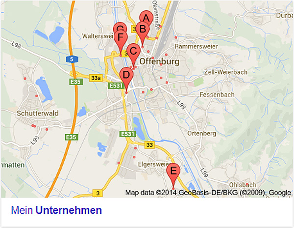 Google Local Optimierung