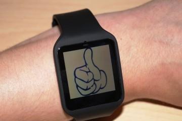 3 Punkte für eine Smartwatch