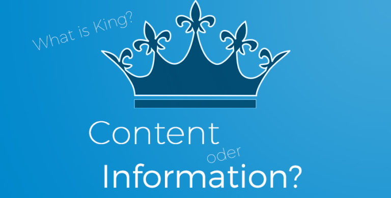 SEO: Content vs. Information