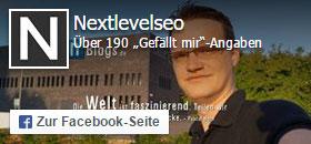 nextlevelSEO auf Facebook