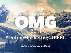vioma Online Marketing Gipfel 2018